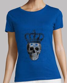 Royal Skull (camiseta chica)