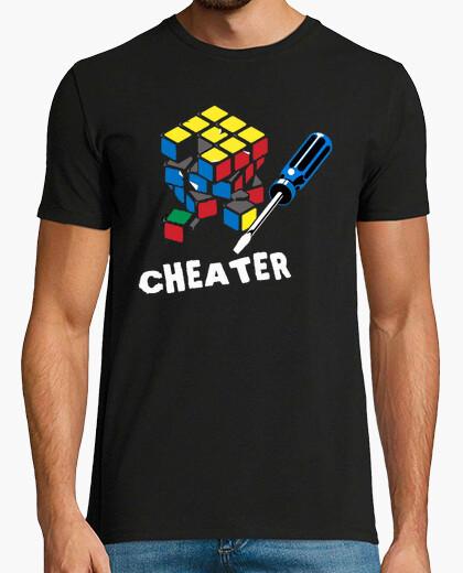 Camiseta Rubik Cheater