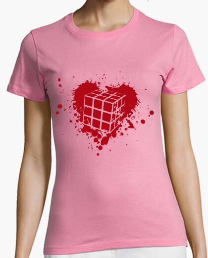 Camiseta Rubik Corazón