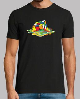 rubik cube big bang theory geek