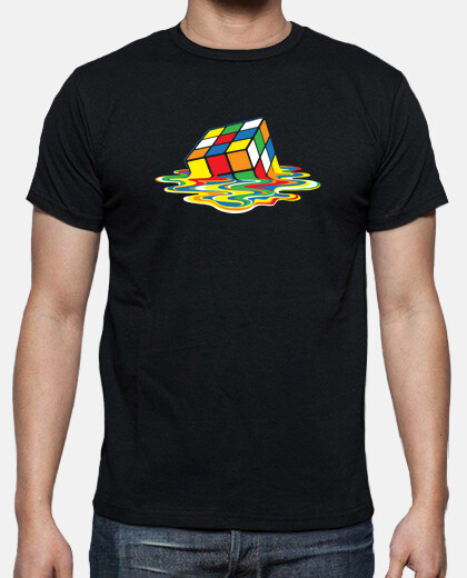 rubik cube big bang theory geek