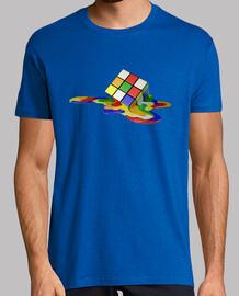 Rubik Cubo derretido
