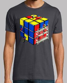 Rubik Cubo Rubik friki serie tv cine Más vendidos