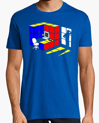 Camiseta Rubik Oficina