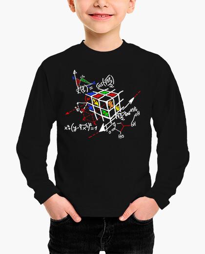 Rubik outline children's clothes