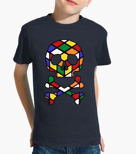 Rubik skull kids clothes