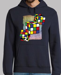 rubiks cube - textur hintergrund