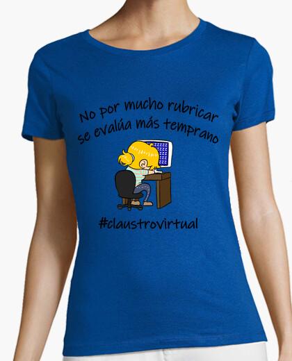 Camiseta Rúbricas negro
