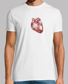 Ruby heart H