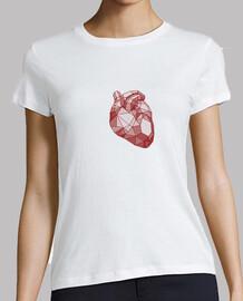 Ruby heart M