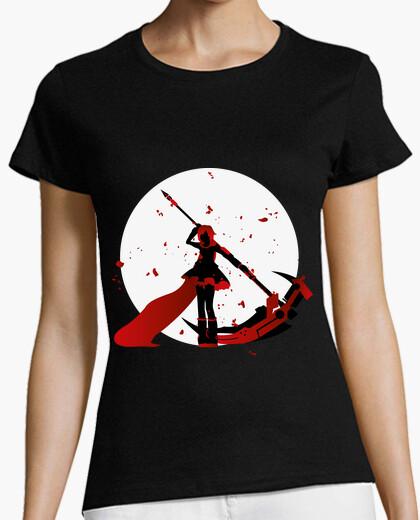 Camiseta Ruby Rose - RWBY