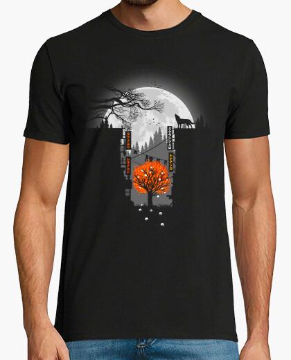 Tee-shirt rue japonaise