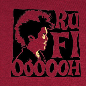 Rufio (Hook) T-shirts