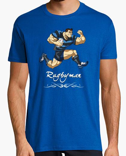 Tee-shirt Rugby - Rugbyman