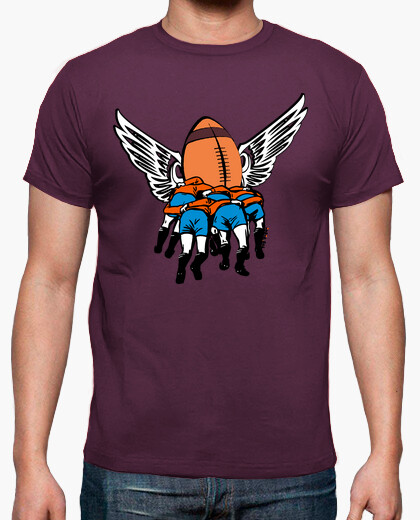 Rugby - t-shirt home