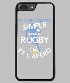 rugby - un chico sencillo