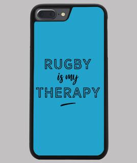 Rugby ist meine Therapie