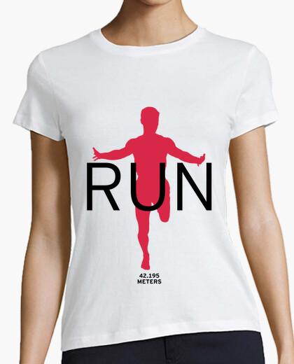 Tee-shirt run