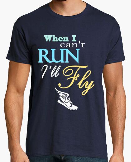 Tee-shirt run & fly