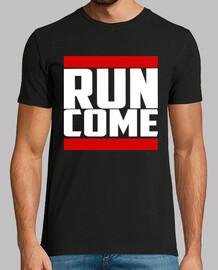Run Come - Camiseta