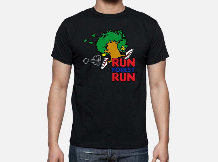 f0772fdee87 Run Forest Run T-shirt - 2110992 | Tostadora.co.uk