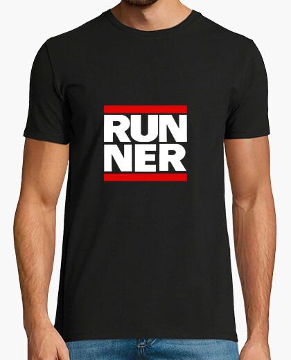 Camiseta RUN NER B