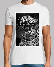 RUN WHORE (WHITE)