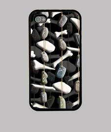 runes and bones mobile case 033b 2019 runes and bones