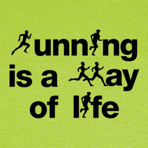 Camisetas Running is a way of life