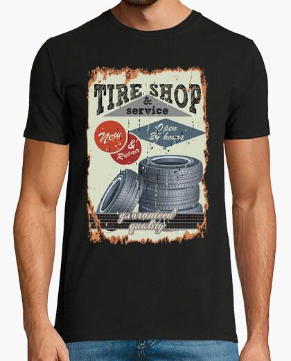T-shirt ruote