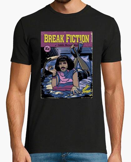 Tee-shirt rupture de fiction