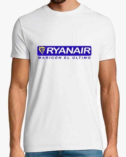 Camiseta ryanair y a correr