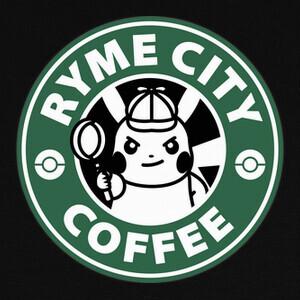 T-shirt Ryme City Coffee