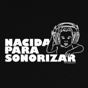 T-shirt S010_NACIDASONORIZAR