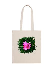sac à bandoulière rose, 100% coton, original mcharrell.