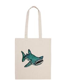 sac à bandoulière whaleshark