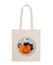 sac à main halloween