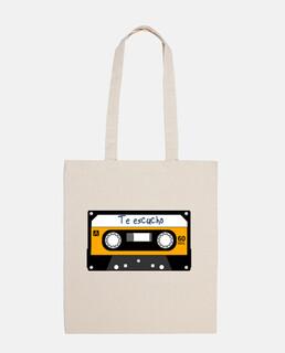 sac avec cassette