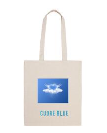 sac bleu cuore