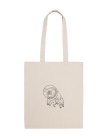 sac cabas espace tardigrade