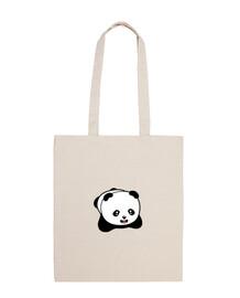 sac cabas kawaii panda