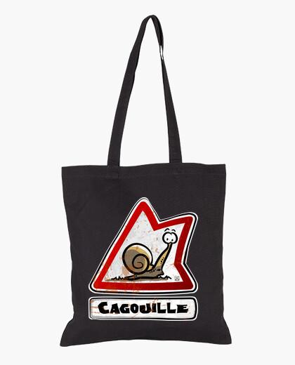 Sac Cagouille Luma Escargot Charentais