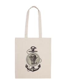 sac de crâne marin