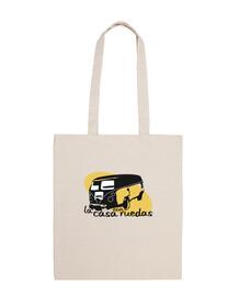 sac de la maison avec roues 2