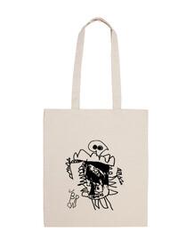 sac de monstre