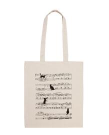 sac de musique