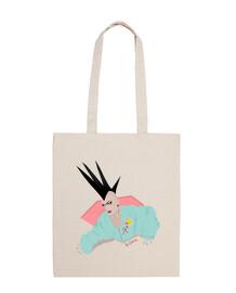 sac de velours sasha