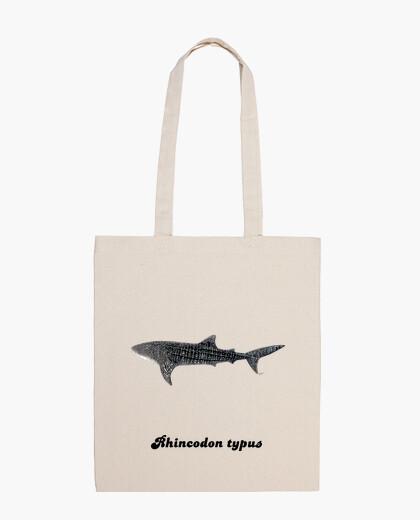 Sac d'épaule de requin baleine