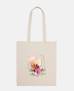 sac en tissu puissant