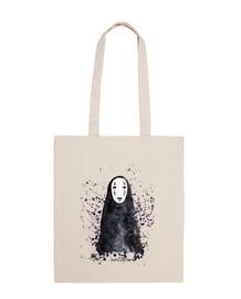 sac en tissu sans visage chihiro